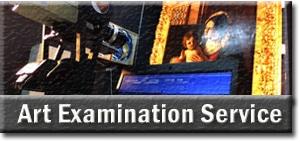 Art examination service
