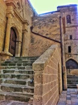 Assoro, San Leone church