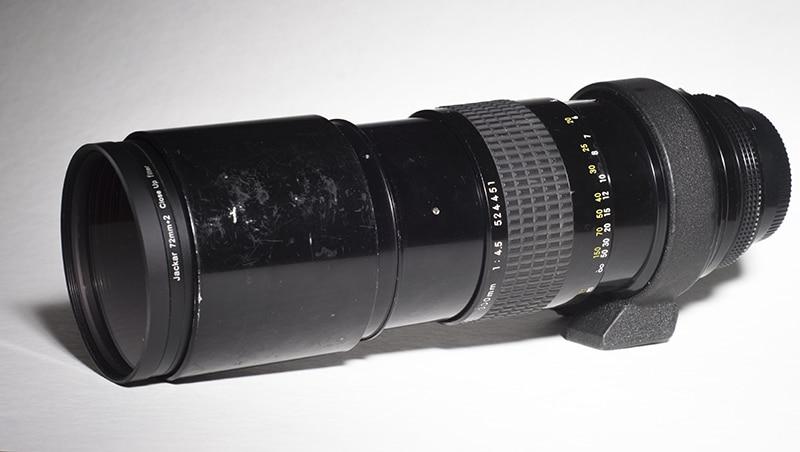 Nikon Nikkor 300mm f4.5 AI