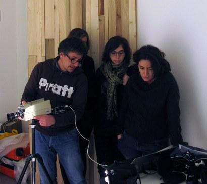 Training for Terrarossa Studio