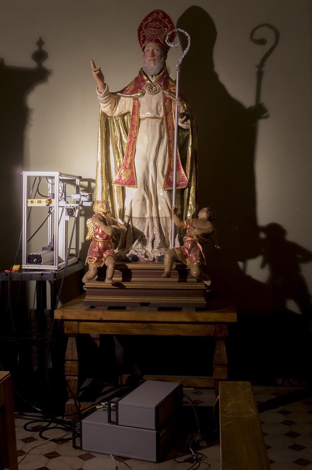 TERAHERTZ IMAGING Aci Sant'Antonio