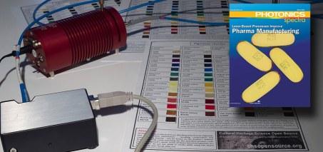 Reflectance Spectroscopy for pigments using miniaturized spectrometers