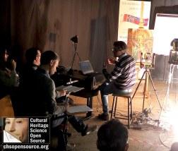Heritage Malta CHSOS Art Diagnostics Training 2016 4
