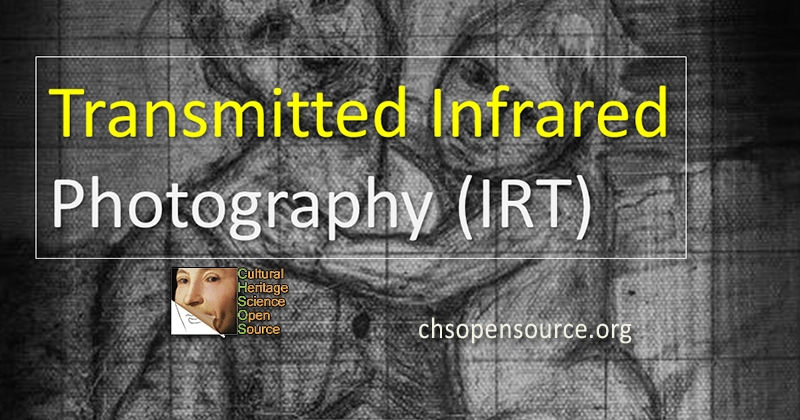 transmitted infrared photography