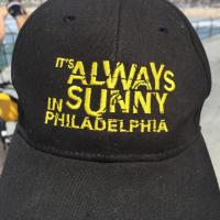 "You should watch ""Its Always Sunny in Philadelphia"""
