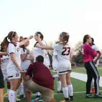 Girls Soccer vs Eisenhower