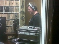 Dave Roberts at CHSR!