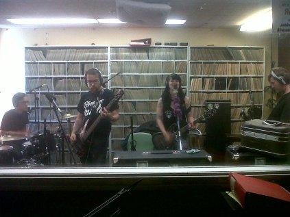 Kill Matilda in Studio D!