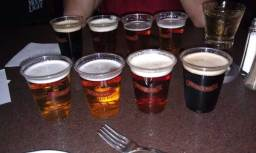 Picaroons Beer Tasting, best way to celebrate a long ride