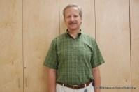 Mr. Griffin, Centennial's new Business Computer Management Systems teacher.