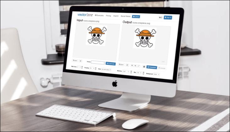 線上點陣圖轉向量圖 - Online Image Vectorizer - CHTLife