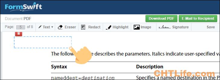 pdf新增文字