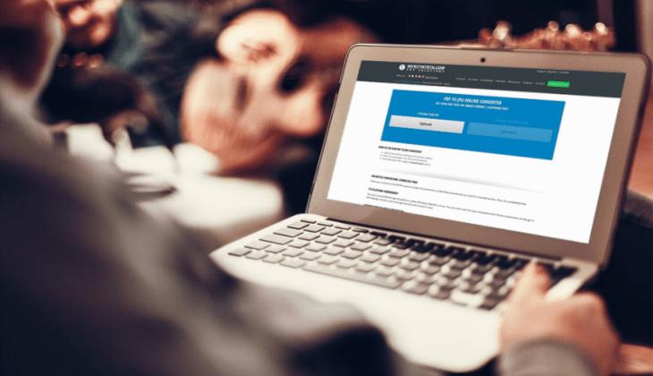 PDF to JPG Converter Online