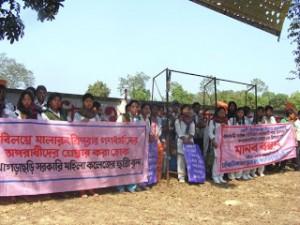 Malarung, human chain programe2 (1)