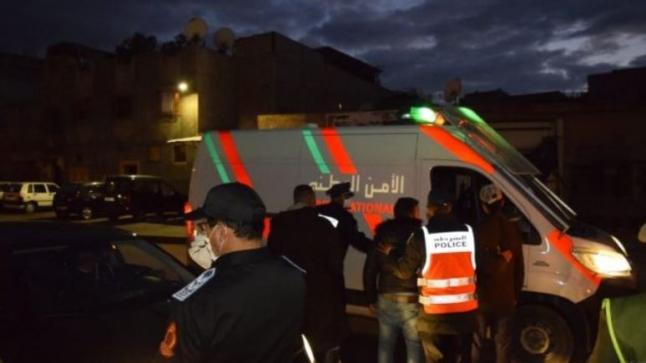 توقيف عشرة أشخاص خرقوا الحجر الصحي واحدثوا خسائر مادية بعدة سيارات