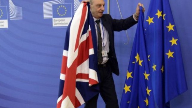زعماء أوروبا يوافقون على انسحاب بريطانيا من الإتحاد