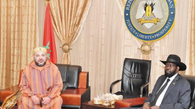 المغرب يساهم في بناء عاصمة جديدة لجنوب السودان بـ5 ملايين دولار..