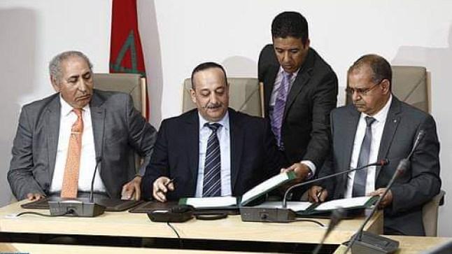 جهة الداخلة-وادي الذهب توقع على اتفاقية-إطار للشراكة مع وزارة الثقافة والاتصال..