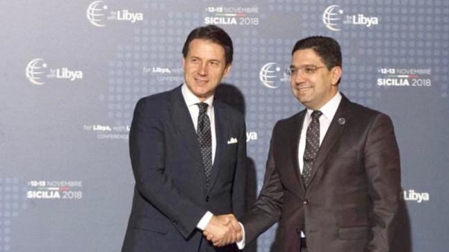 المغرب ينخرط في إعادة إعمار ليبيا..