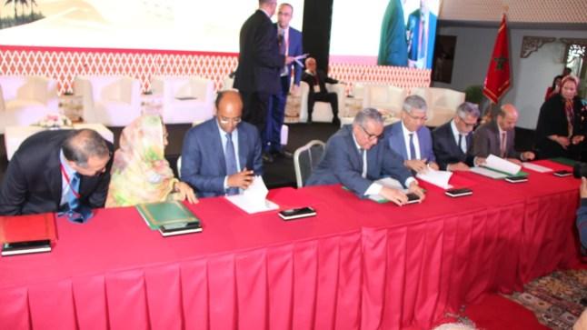 العيون: انطلاق فعاليات المؤتمر الخامس للجمعية الدولية للبحوث و التنمية في مجال الإبليات