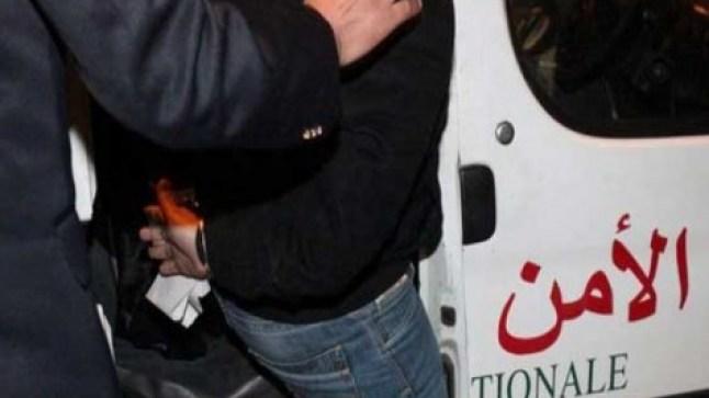 الأمن يوقف عصابة تستدرج ضحاياها بواسطة فتاة..