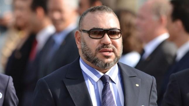 الملك محمد السادس يحل بالغابون لقضاء أعياد الميلاد