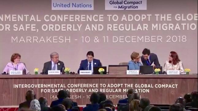 زعماء العالم يصادقون على ميثاق الهجرة العالمي لحماية حقوق المهاجرين عبر العالم بمراكش