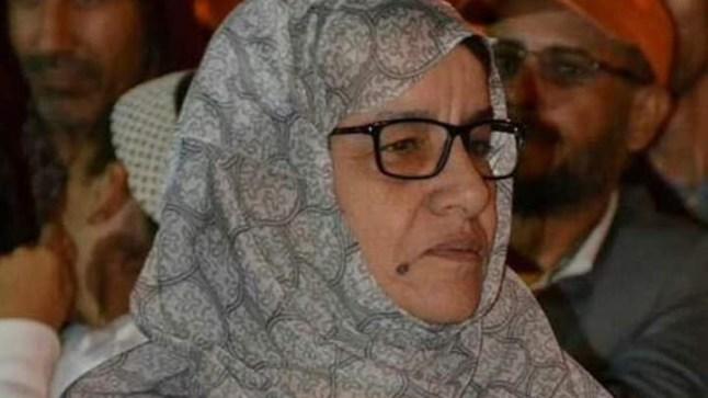 """فاطمة العدلي """"ساعدية"""" ضمن الوفد المغربي المفاوض للبوليساريو"""