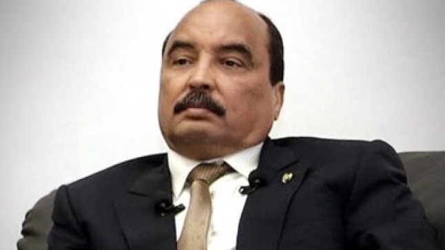 محمد ولد عبد العزيز ثاني رئيس يزور سوريا منذ اندلاع الثورة..