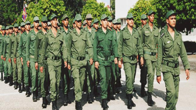 مجلسالنواب يصادق على مشروع القانون رقم 44.18 المتعلق بالخدمة العسكرية