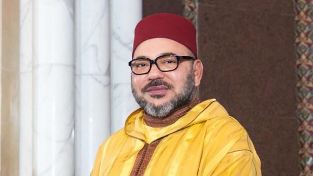 العاهل المغربي يتبادل التهاني مع قادة دول وحكومات بمناسبة حلول 2019