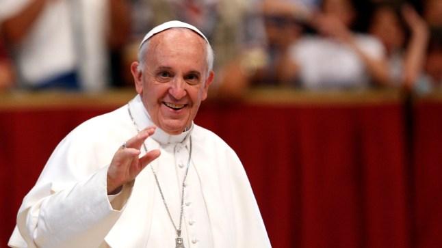 البابا يقوم بزيارة رسمية للمغرب في مارس القادم..