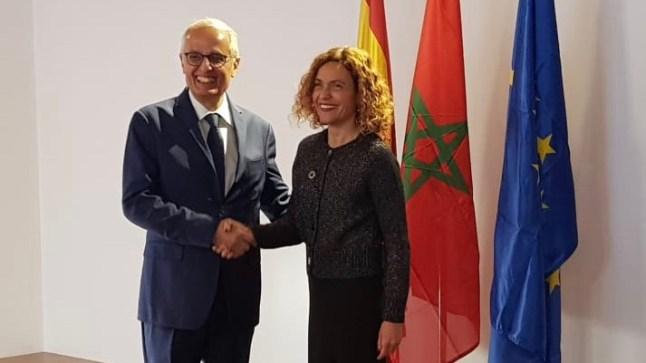 المغرب وإسبانيا يبحثان سبلا للتعاون في قطاع السكن ومجالات التخطيط الحضري وتنمية وتطوير المدن الوسيطة..