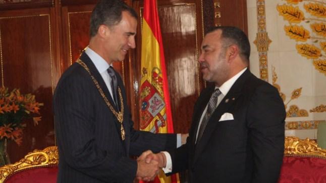 الملك الإسباني يحل بالمغرب يوم الأربعاء..