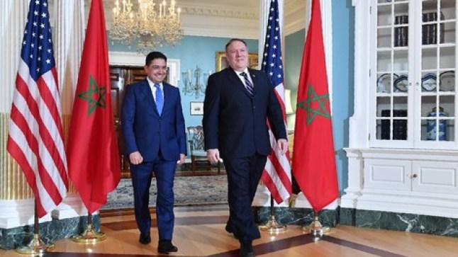 الولايات المتحدة تشيد بالتعاون المغربي الأمريكي على جميع المستويات
