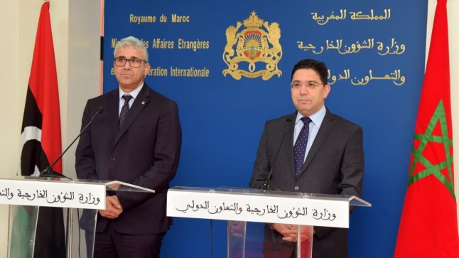 ليبيا تطلبُ الدعم المغربي لتكوين أجهزتها الأمنية لبناء الدولة..