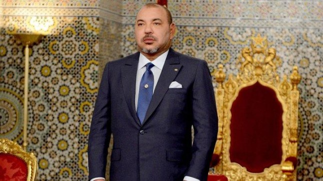 المٓلك يستقبل مجموعة من السفراء الأجانب الجدد المعتمدين بالمملكة