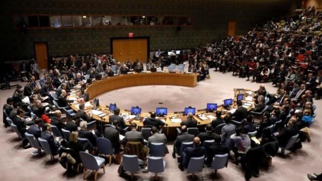 قضية الصحراء حاضرة في أجندة مجلس الأمن الدولي شهر أبريل الجاري..