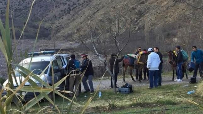 العثور على سائحة أمريكية يهودية جثة هامدة بالحوز ضواحي مراكش