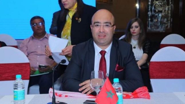 في مؤتمر دولي لسيدات ورجال الأعمال.. رئيس المجلس الإقليمي لعمالة وجدة يدعو للاستثمار بالداخلة