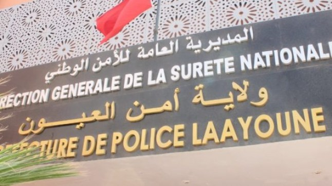 العيون: اعتقال 6 أشخاص متورطين في جرائم السرقة و الضرب و الجرح..