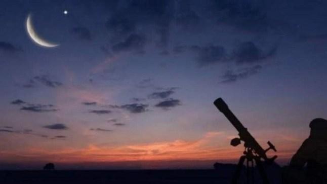 مركز الفلك الدولي: هذا هو أول أيام عيد الفطر المبارك..