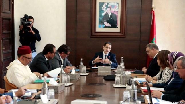 الحكومة المغربية تعقد لقاء تواصليا لها في الداخلة