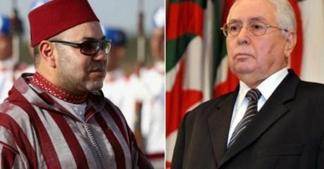 رئيس المرحلة الانتقالية الجزائري يستقبل السفير المغربي.. والأخير ينقل حرص الملك على توطيد العلاقات بين البلدين..