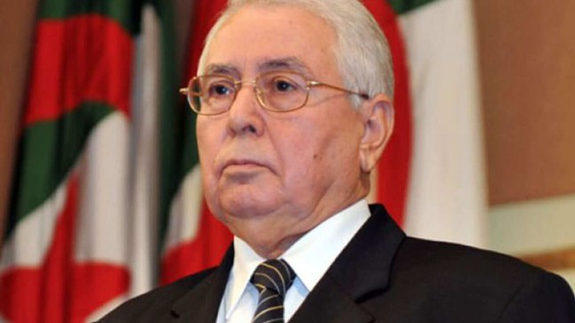رئيس الجزائر المؤقت يخاطب مواطنيه.. بعد فشل تنظيم الإنتخابات..