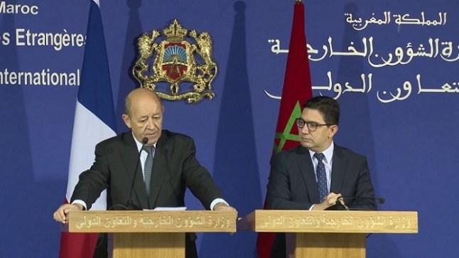 فرنسا تجدد دعمها لجهود الأمم المتحدة.. وتشيد بالحكم الذاتي بالصحراء