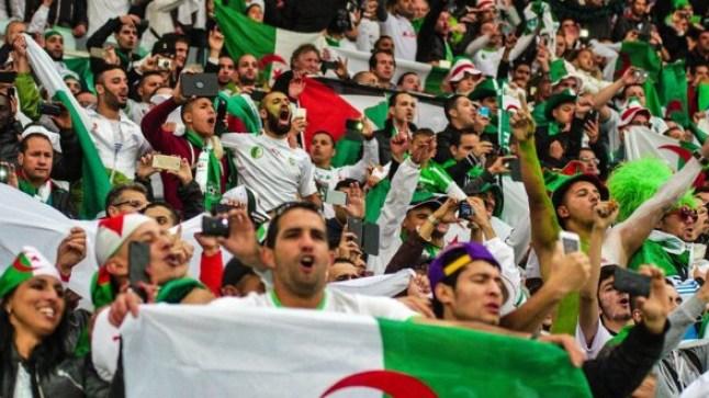 بعد مباراة نصف نهائي أمم أفريقيا.. مصر ترحل مشجعين جزائريين
