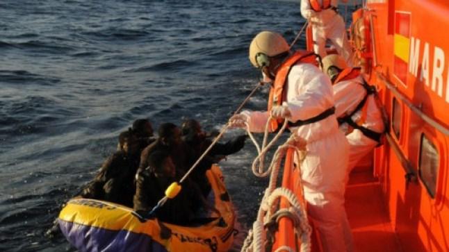 البحرية الملكية والحرس الإسباني متهمان بالتسبب في وفيات المهاجرين السريين!