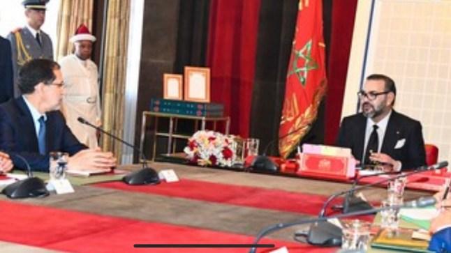 الملك يمهل العثماني 70 يوما لتشكيل حكومة كفاءات تحضيرا لانتخابات 2021