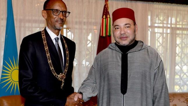 رواندا تفتتح سفارة رسمية لها بالرباط..